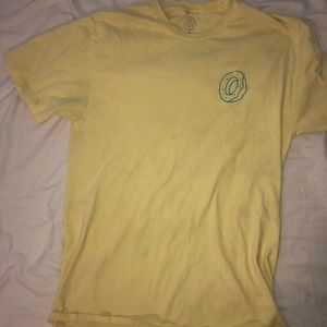 Yellow Odd Future Tee